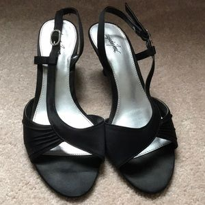 Black Princess heels